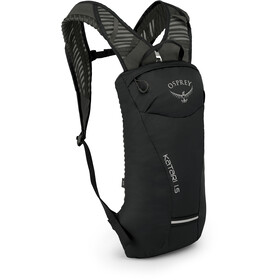 Osprey Katari 1.5 Hydration Backpack, black